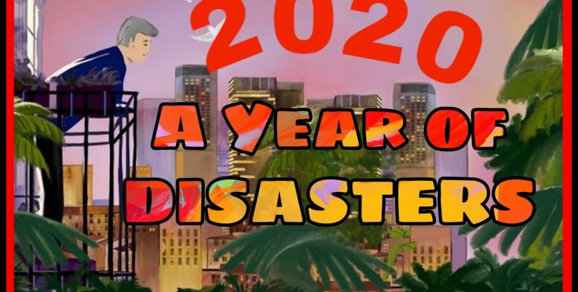 2020 An Year Full Of Disaster